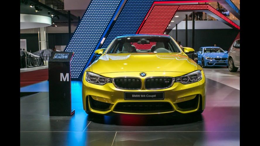 Sem crise: marcas premium crescem nas vendas globais em 2014 - BMW lidera
