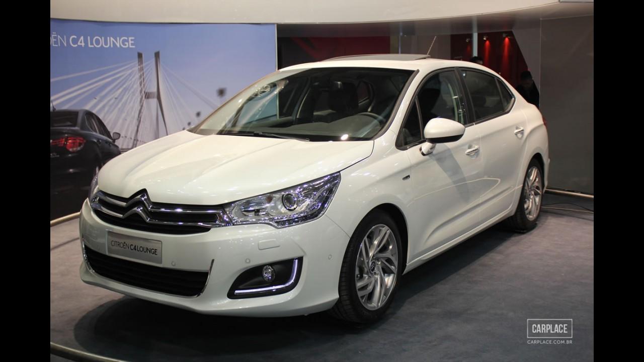 Citroën mostra teaser do novo C4 Lounge no Facebook