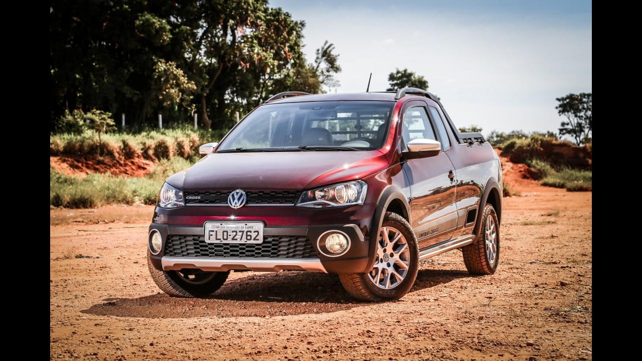 VW concede férias coletivas e paralisa produção de Gol e Saveiro