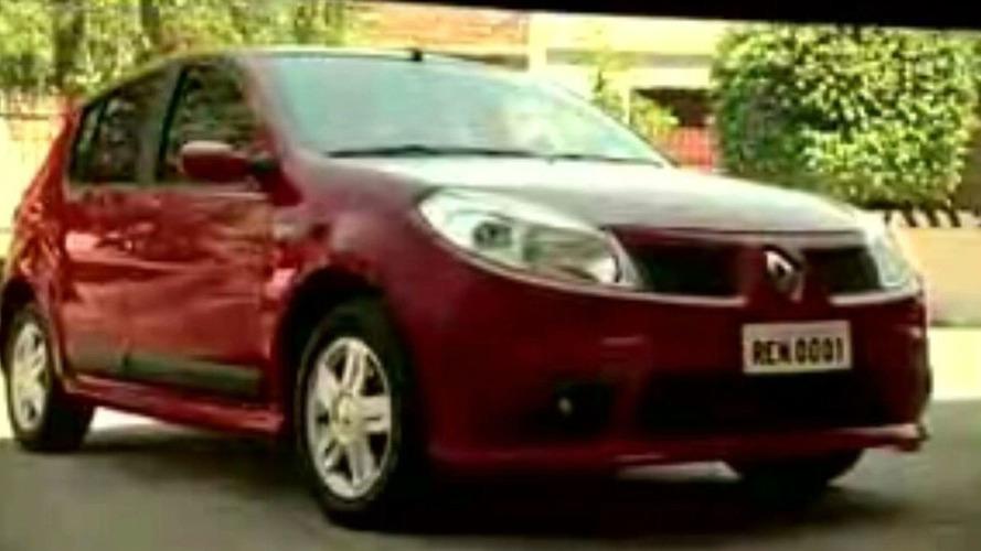 Sandero's Advertising Video Shows Car Maker's Dream