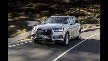 Audi Q7 e-tron, il diesel si fa ibrido