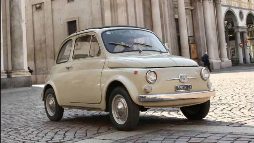 La Fiat 500 sarà esposta al MoMA di New York