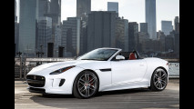 5. Jaguar F-Type R AWD Convertibile
