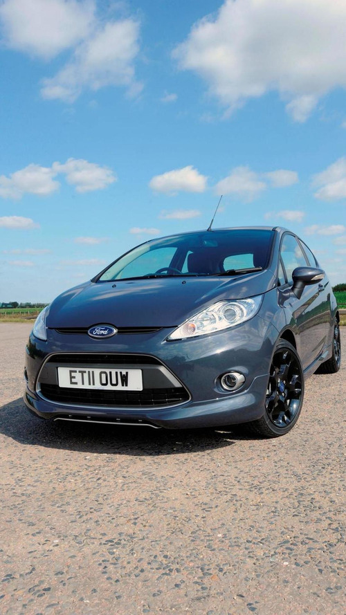 Ford launches Fiesta Metal special edition (UK)