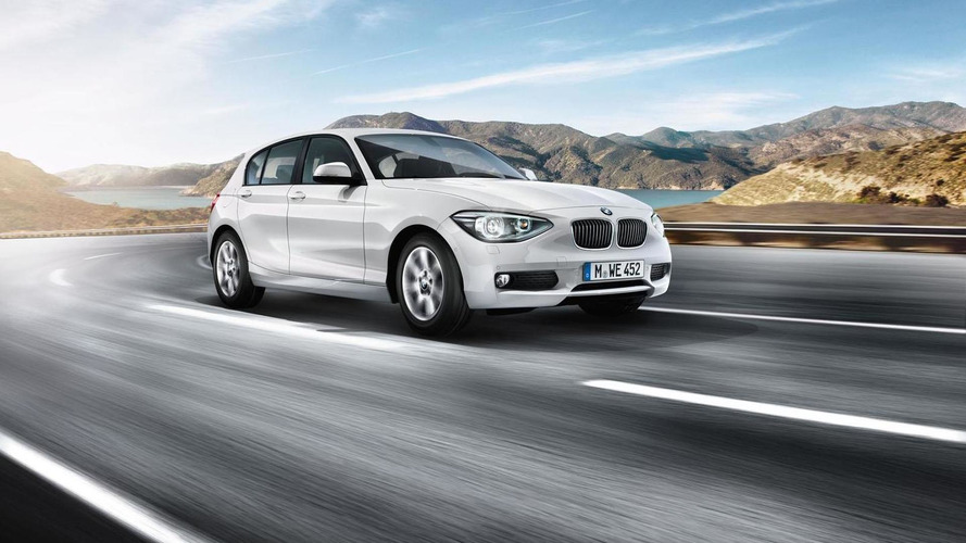 2012 BMW 1-Series gains new engines & M Sport package