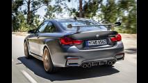 BMW M4 GTS: Die Daten