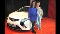 Katie Melua singt für Opel