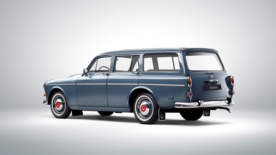 Volvo marks 60 years of the Amazon