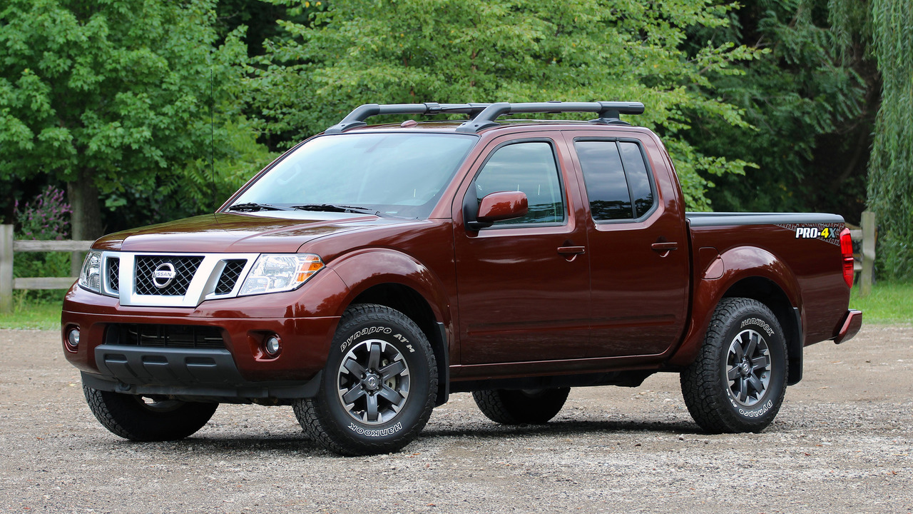 Review 2016 Nissan Frontier Pro 4x