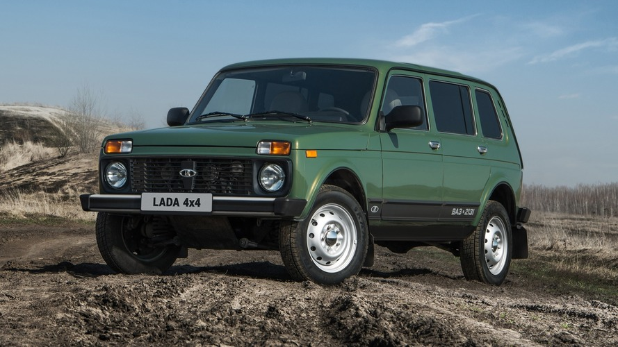 Lada Niva ganhará nova geração após 40 anos à venda