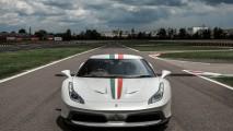 Sadece 1 adet üretilen Ferrari 458 MM Speciale gözler önüne çıktı