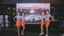 McLaren 570GT tanıtım etkinliği, Hong Kong