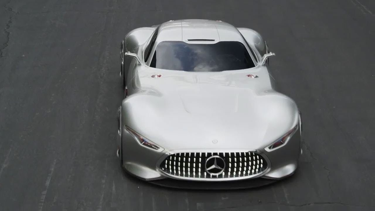 2015 Mercedes-Benz AMG Gran Trusimo lansmanı