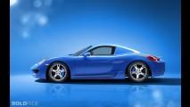 Studiotorino Porsche Cayman Moncenisio