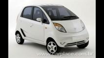 No Brasil? Tata Nano pode ser vendido pela Fiat em seus mercados mais fortes