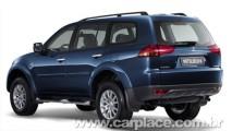 Mitsubishi divulga mais detalhes da nova geração do Pajero Sport 2009