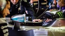 Jorge Lorenzo tests Mercedes-AMG F1 car