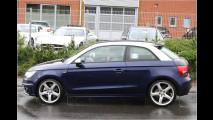 Ungetarnt: Neuer Audi S1