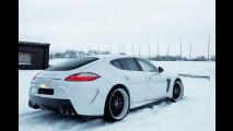Porsche Panamera Moby Dick firmata Edo Competition
