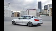 BMW Serie 3 GT. Prime foto