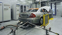 Technical Inspection Authority confirms performance of Mercedes-Benz world record particulate filter