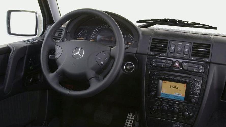 Mercedes G-Class 27. üretim yılında