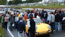 Porsche's Record Celebration at Brands Hatch