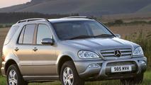 Special Edition Mercedes-Benz M-Class