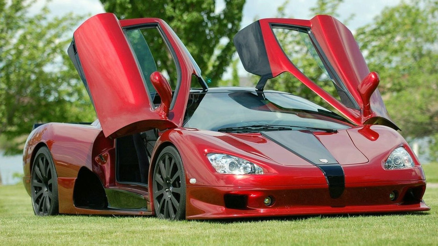 SSC Announces Green Ultimate Aero EV Supercar