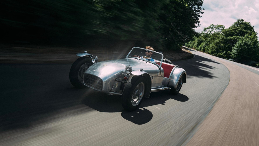 Happy 60th Birthday Lotus/Caterham Seven: how are you ageing?