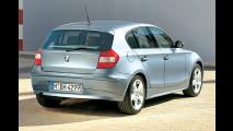 BMW 1er startet