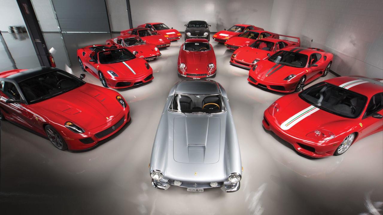Ferrari Performance Collection
