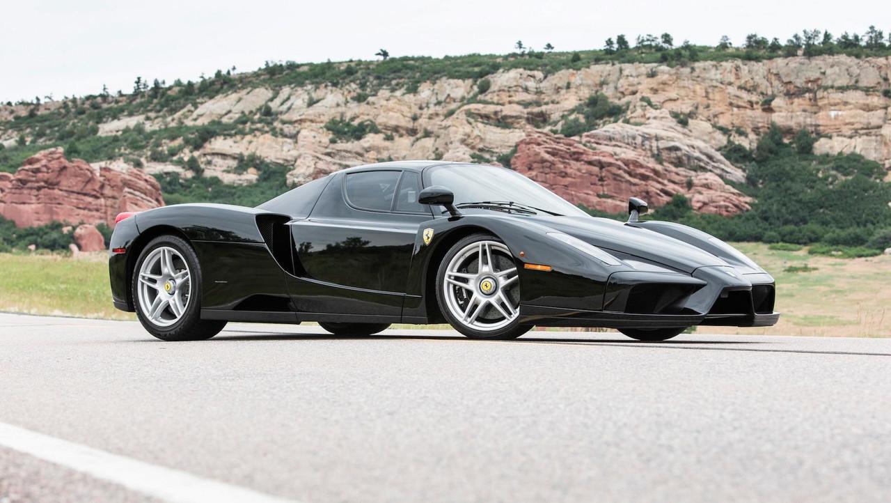 2003 Ferrari Enzo Steve Wynn