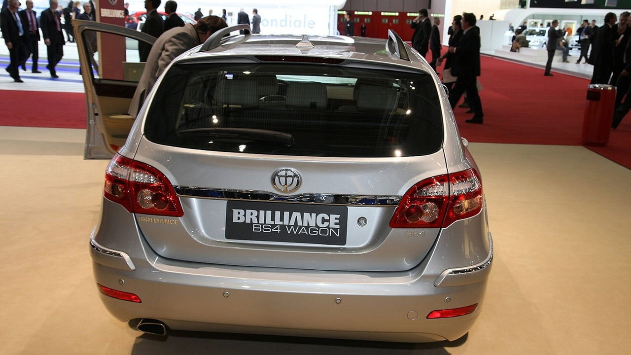 Brilliance BS4 Wagon in Geneva