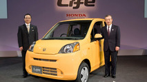 Honda Announces the All-New Life (JDM)