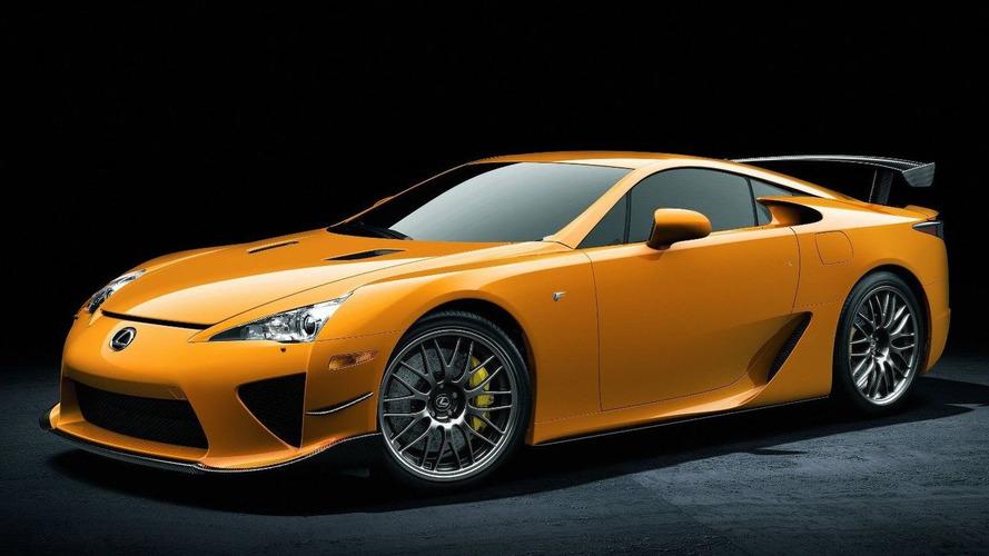 Lexus, LFA süper otomobilinin devamını düşünebilir