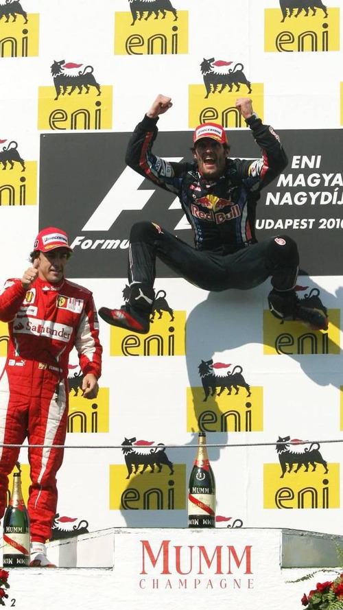 Webber admits Ferrari switch was 'very close'