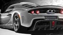 Hennessey Venom GT Concept Car - 800