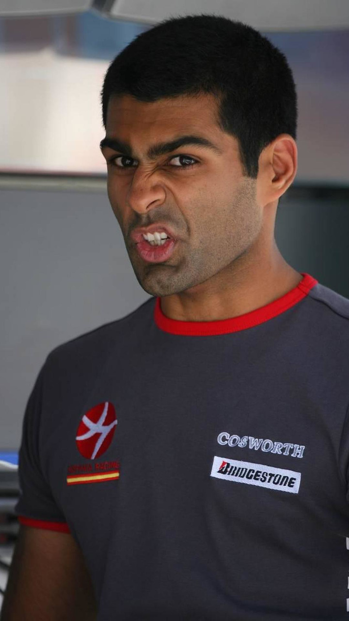 Karun Chandhok (IND), Hispania Racing F1 Team HRT, Turkish Grand Prix, 28.05.2010 Istanbul, Turkey
