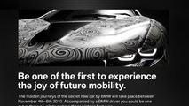 BMW Vision EfficientDynamics prototype