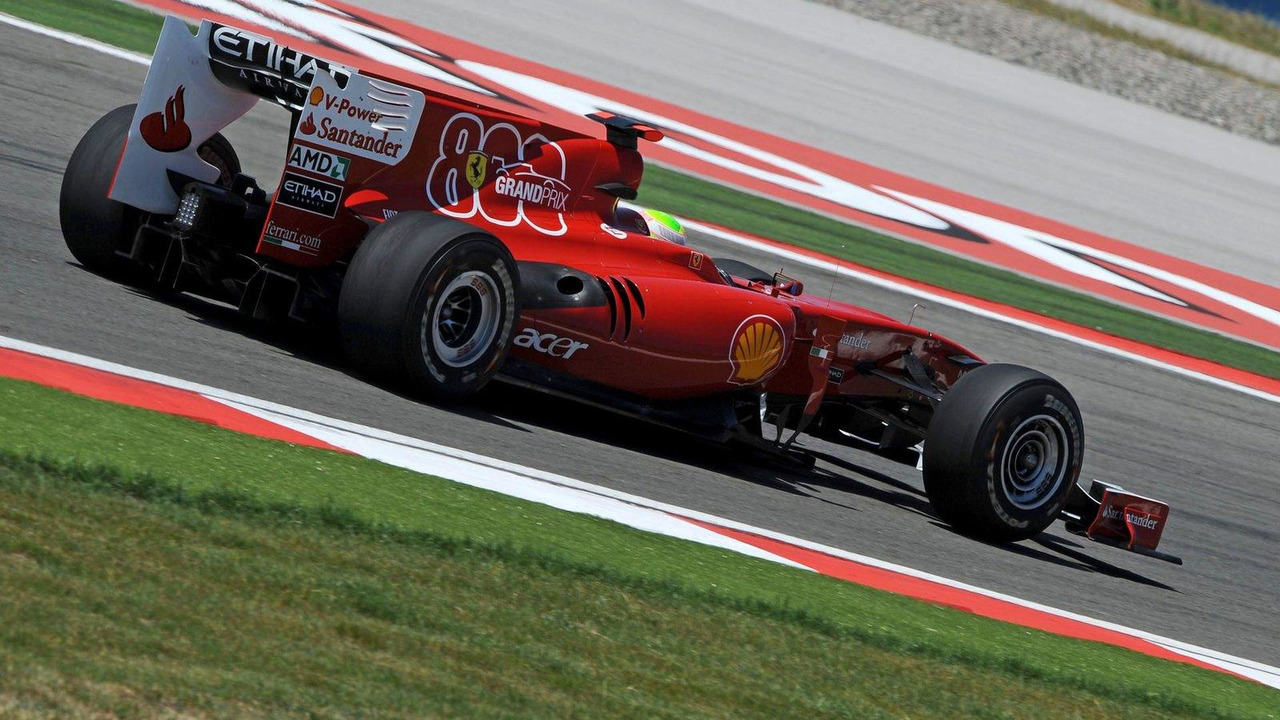 Felipe Massa (BRA), Turkish Grand Prix, 27.05.2010 Istanbul, Turkey