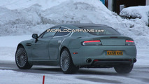 Aston Martin Completes Another Round of Testing in Scandinavia