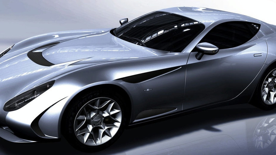 Perana Z-One by Zagato Built in South Africa