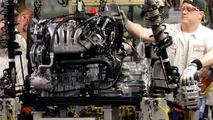 First US Made Honda CR-V Production