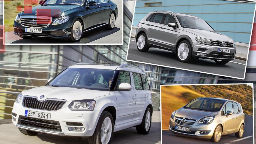 Top 10: Rentner-Autos