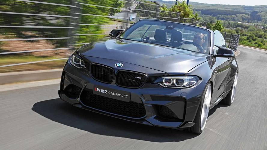 Lightweight Creates BMW M2 Convertible