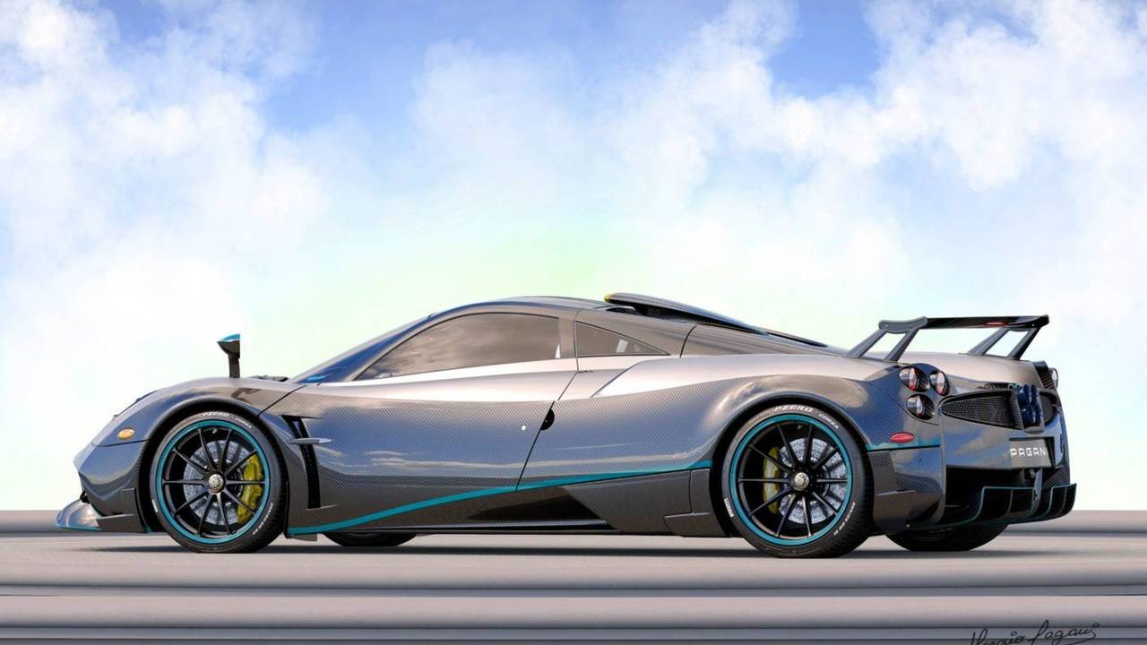 The Final Pagani Huayra Coupe