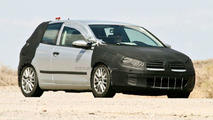 VW Golf VI 2-door spy photo