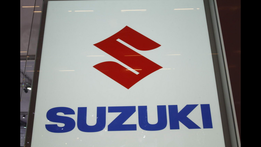 Suzuki al Salone di Parigi 2012