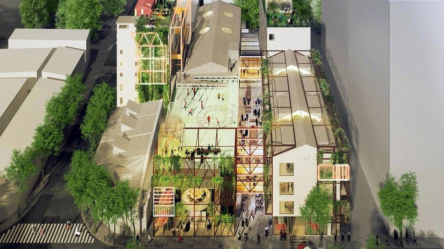 Mini develops futuristic living concept in China